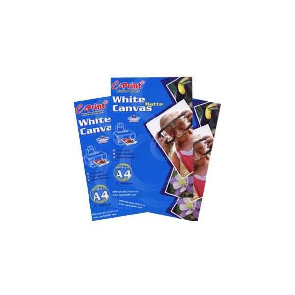 Eprint Inkjet Canvas Polister Paper A4 / 5 Sheet 260 g